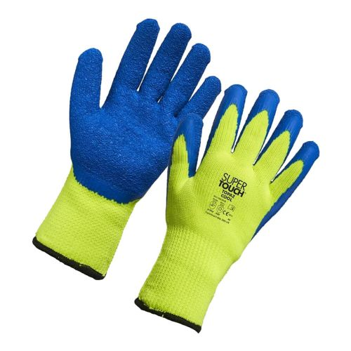 Supertouch Yellow Topaz Cool Gloves - 60 Pairs